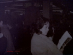 Mama di Tokyo tahun 1974. miss you, Mam!