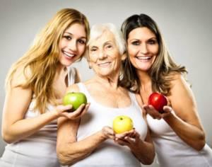 pernah ngayal bisa foto 3 generasi, gak kesampean...