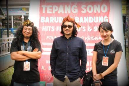 founder HITS dan jendral chapter bandung + ibu suri :D