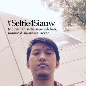 commawiki - selfie