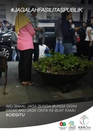 KAA-Fasilitas Publik-Pot Bunga