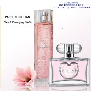 Vivacity & Tenderly EdT by Oriflame