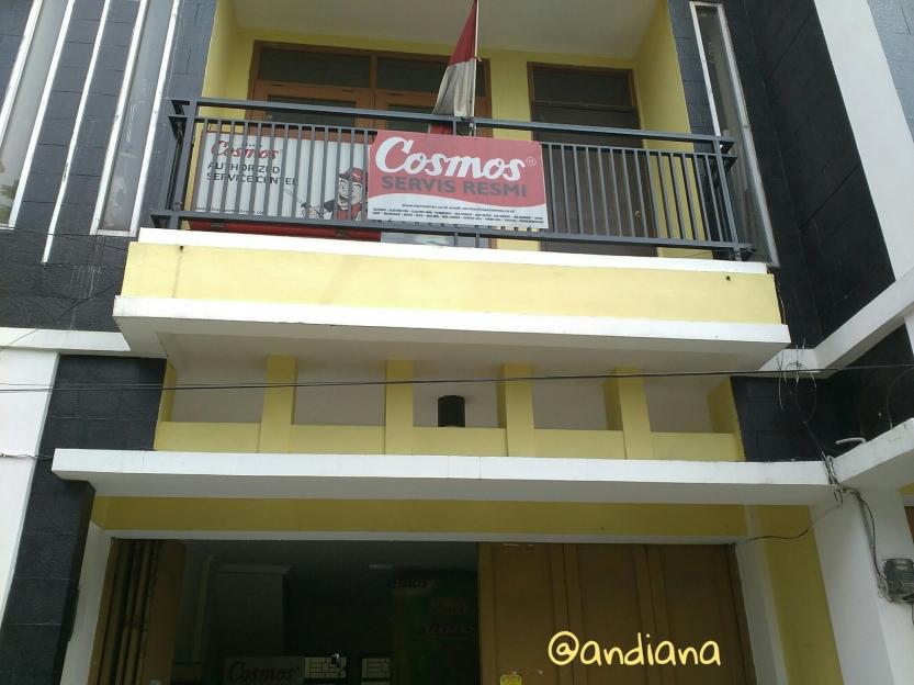 Service center Cosmos